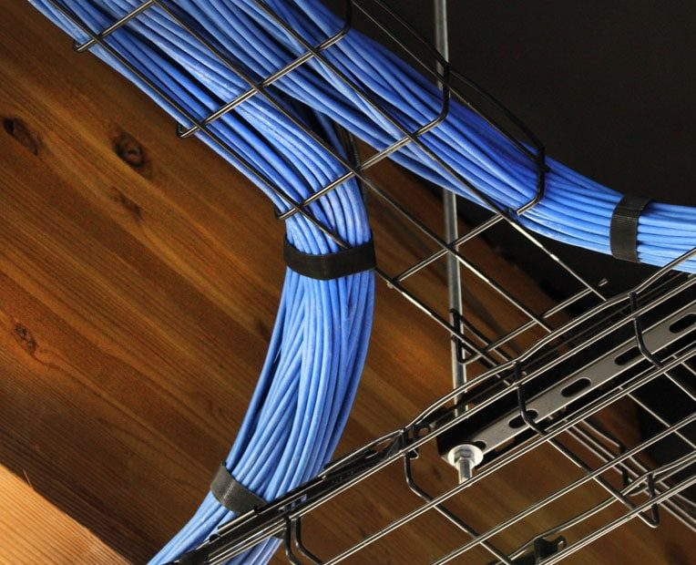 Network cabling services throughout Los Angeles, Ventura, Orange and San Diego counties.